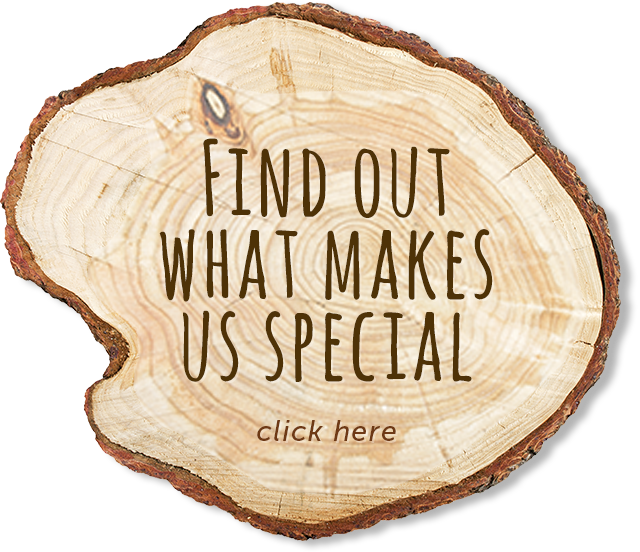 Find out what makes us special