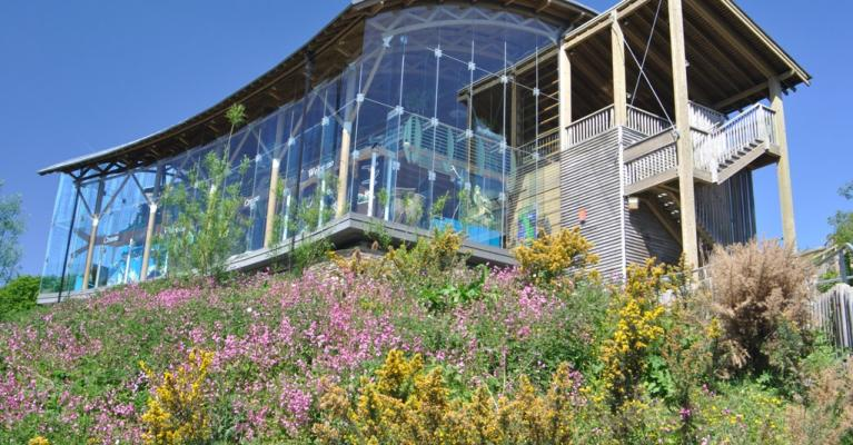 The Welsh Wildlife Centre